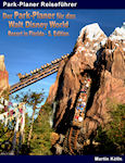 Der Park-Planer f�r das Walt Disney World Resort bei Orlando, Florida - 5. Edition